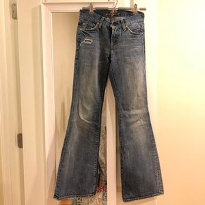 For all mankind jean size 24